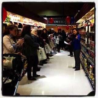Healthy families BC Shopping sense